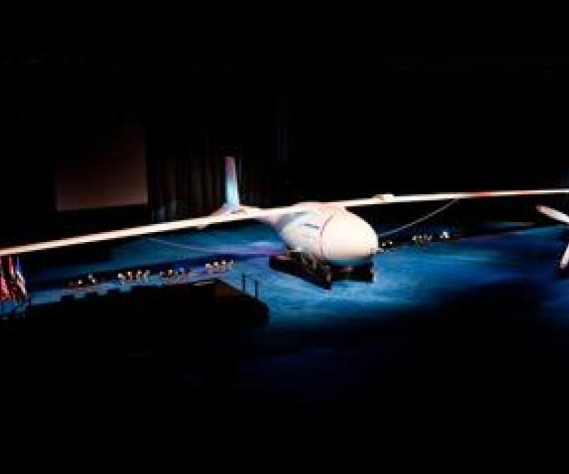 Boeing Unveils Phantom Eye