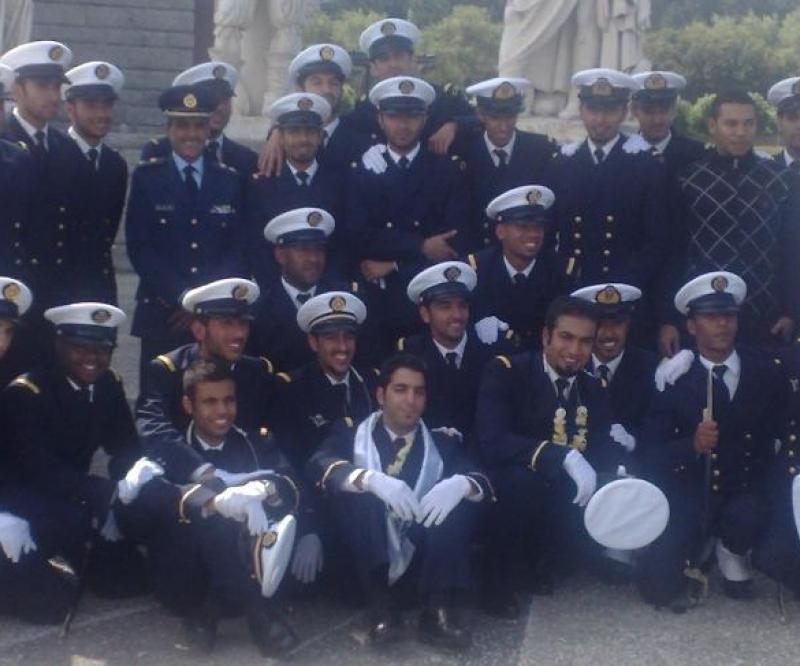 DCI-NAVFCO Rewards Naval Kuwaiti Graduates