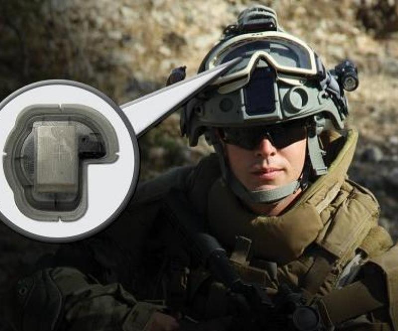 BAE's Generation II Helmet Sensor