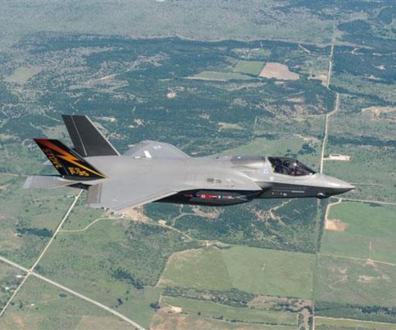The Lockheed Martin F-35: Centerpiece Of 21st Century Global Security