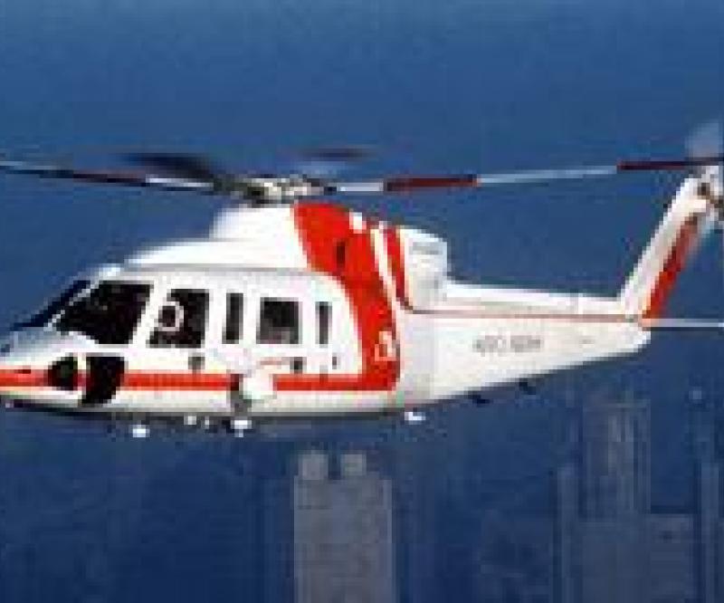 Sikorsky in Major Saudi Deal