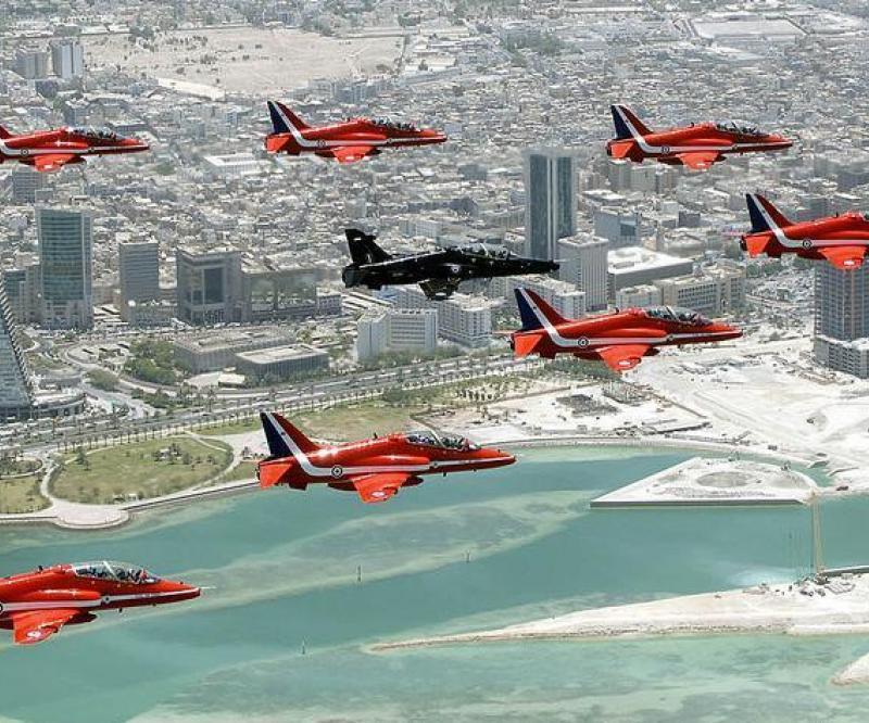 Bahrain International Airshow 2012