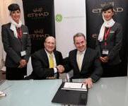 Etihad Finalizes $4.3bn GE Engine Deal