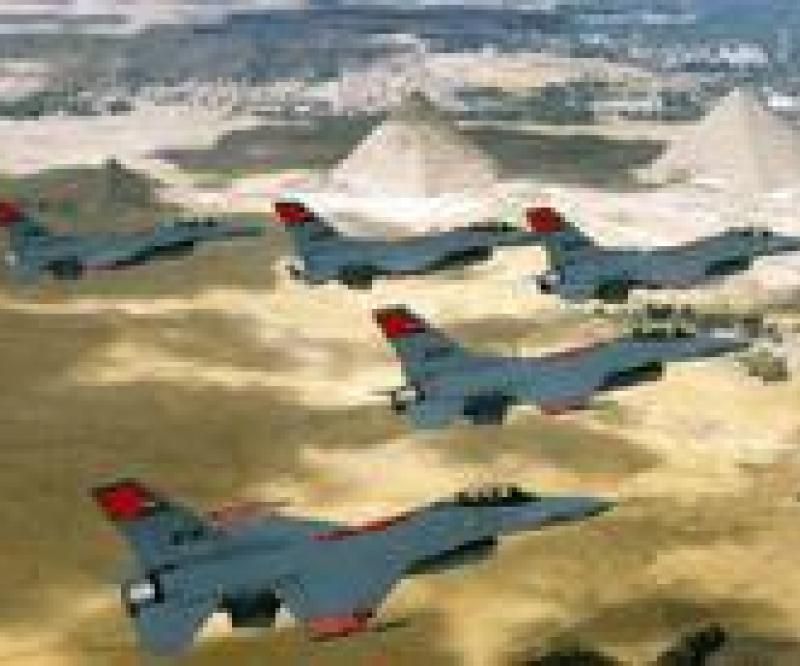 Raytheon Wins Egyptian Air Force Order