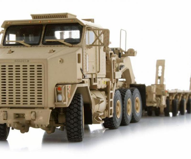 First Oshkosh Defense Vehicles for Iraq
