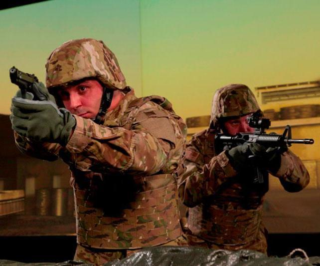 Meggitt Training Systems Wins New US Marine Corps ISMT Order
