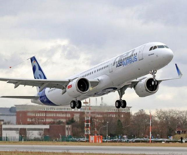 A321neo Completes First Flight Tests