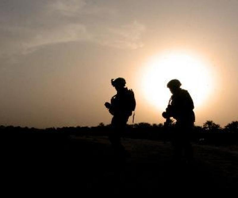 Last US Brigade Pulls out of Iraq