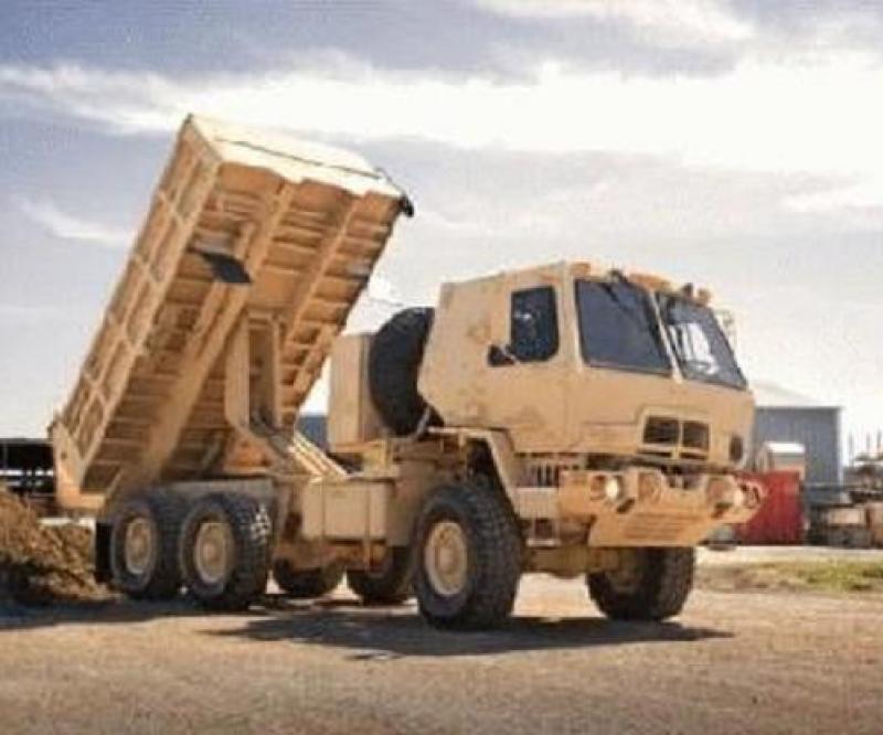U.S. Orders 1,100 Oshkosh Vehicles