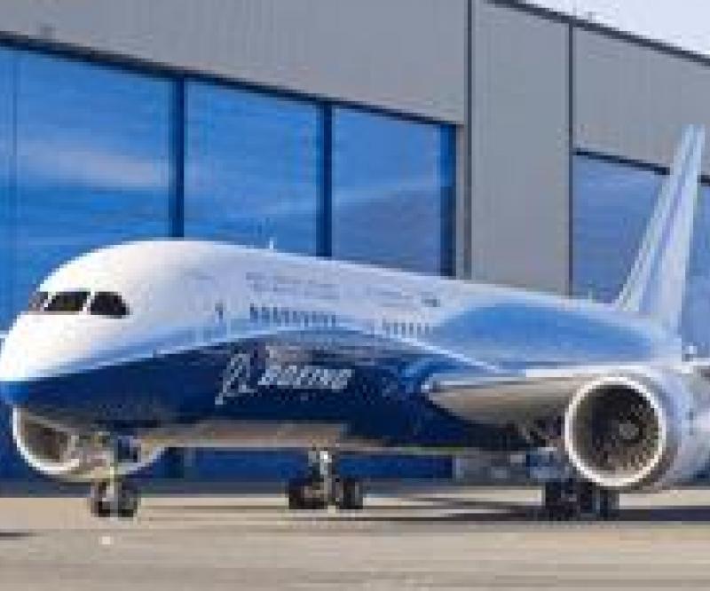 Boeing Delays Dreamliner Delivery