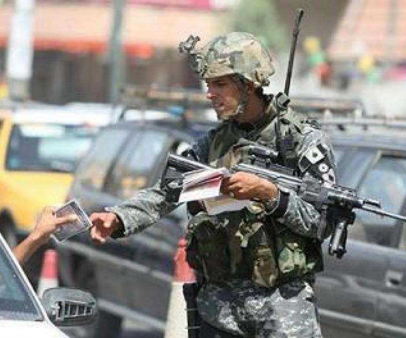 Iraq to Spend $13B on U.S. Arm Deals