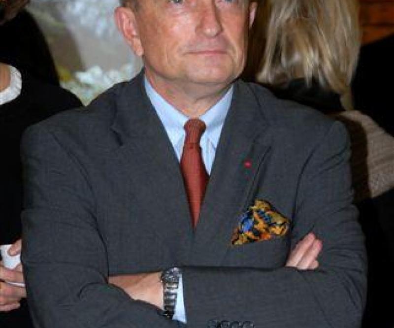 General Vincent Desportes Joins Panhard