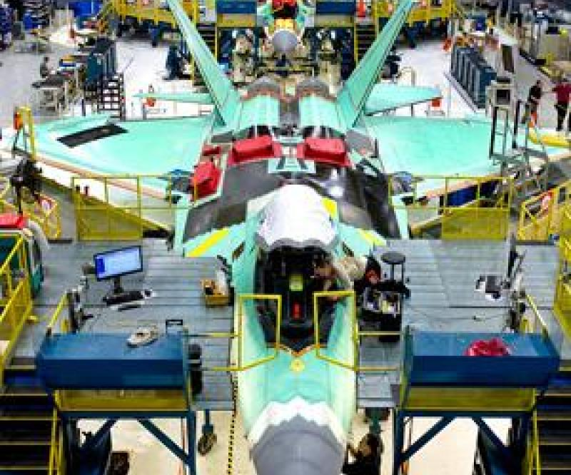 LM's F-22 Raptor Meets Expecatations