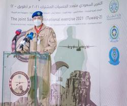 'Falcon Claws 4' and 'Tuwaiq 2' Exercises Kick Off in Saudi Arabia