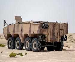 AL JASOOR, Raytheon Emirates, EARTH to Integrate High Energy Laser Systems onto Rabdan Vehicles