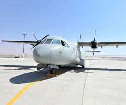 AMMROC Delivers First C-130 Aircraft from New Al Ain MRO Facility
