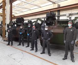 ARQUUS Launches Business Continuity Plan to Support French Army