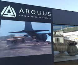ARQUUS Presents its Scarabée for the First Time at Paris Air Show
