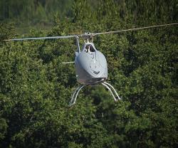 Airbus' VSR700 UAS Prototype Completes First Free Flight