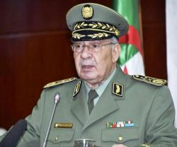 Algeria's Chief-of-Staff Passes Away