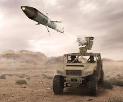 BAE Systems Conducts First Ground-Launched Test of APKWS Rockets