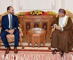 Brazil's Chairman of Foreign Affairs & National Defense Committee Visits Oman