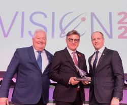 CAE's President & CEO Receives Aerospace Excellence Award