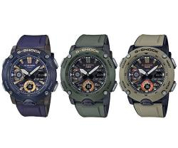 CASIO Middle East Launches New G-SHOCK Military Color Series