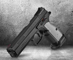 CZ Launches New Sport Pistol Series