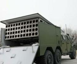 China Tests 'Barrage Swarm' Launcher of 48 Attack Drones