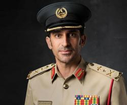 Dubai Police Chief Promoted to Lieutenant General
