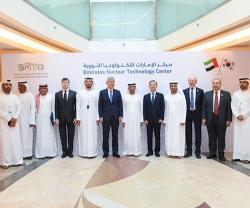 Emirates Nuclear Technology Center Launched at Khalifa University