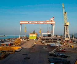 Fincantieri, Saipem Sign Deep-Seabed Mining Agreement