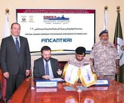 Fincantieri Returns to DIMDEX 2020 as Diamond Sponsor