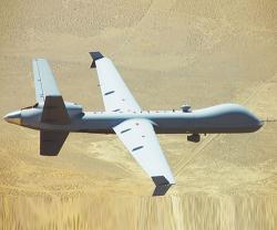 GA-ASI Demos Automatic Takeoff & Landing Enhancements