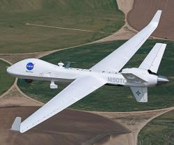 GA-ASI Flies SkyGuardian in Joint Demonstration with NASA