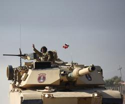 General Dynamics to Provide Logistics Support, Training to Iraqi Army