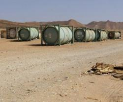 Germany to Destroy Remaining Libyan Chemical Weapons