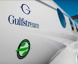 Gulfstream Makes 1st Carbon-Neutral Flights