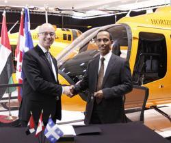 Horizon International Flight Academy Receives First Bell 505