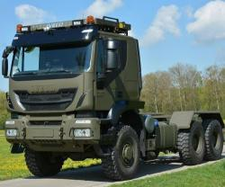 Iveco DV to Deliver First 400 Euro 6 Trucks to Swiss Army