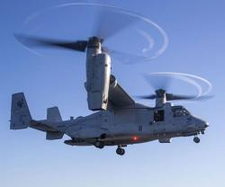 Indonesia to Receive 8 MV-22 Block C Osprey Aircraft