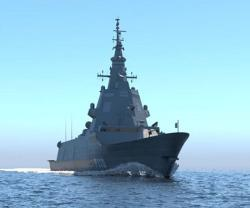 Indra to Supply Sensors to Spanish Navy's F110 Frigates