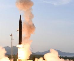 Israel, US Test Fire Arrow 2 Missile Defense System