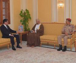 Japanese Defense Minister Visits Oman