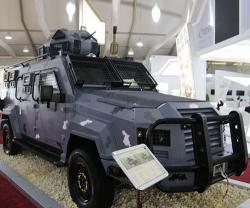 Jordan Delivers Al-Jawad Armored Vehicles to Palestinian Security Forces
