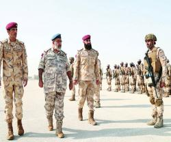 Jordan Joins 'Impregnable Guard' Military Drill in Qatar
