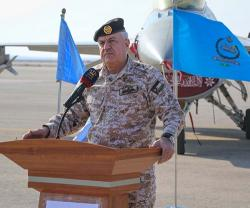 Jordanian Chief-of-Staff Hails Army's Role in Combatting Covid-19
