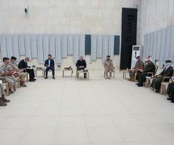 Jordanian King Hails Moral Guidance Within Armed Forces