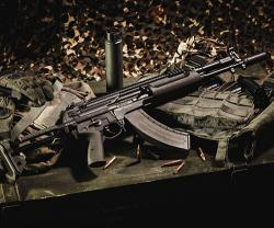 KORD Assault Rifle Makes its Debut at IDEX 2021